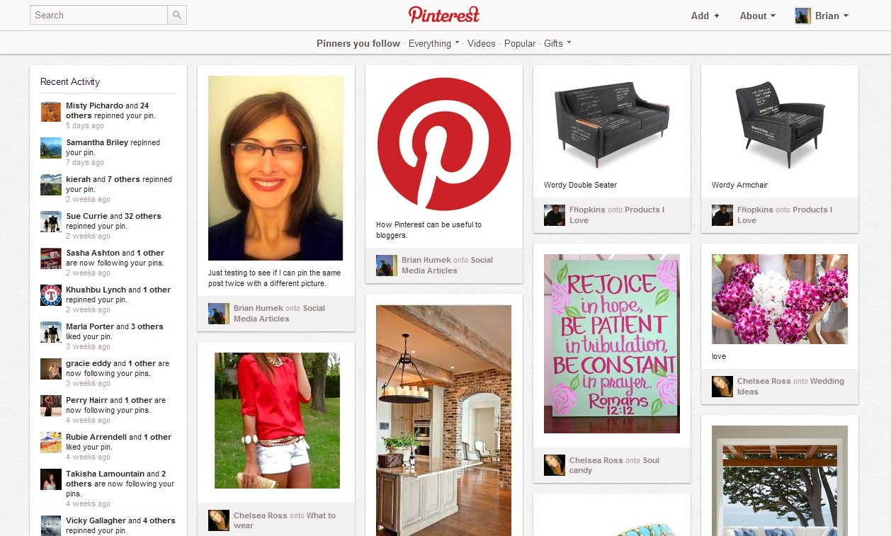 What Gets Re-Pinned Most on Pinterest?